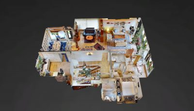 Freistehendes Einfamilienhaus in Darmstadt-Paulusviertel +VERKAUFT+ 3D Model
