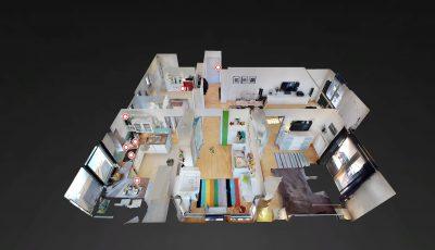 Schicke 3-Zimmer-Eigentumswohnung in Griesheim +VERKAUFT+ 3D Model