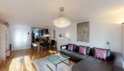 4-Zimmer-Maisonette-Eigentumswohnung mit Garten in Darmstadt-Arheilgen +VERKAUFT+ 3D Model