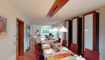 Exklusives freistehendes Einfamilienhaus in Groß-Zimmern 3D Model